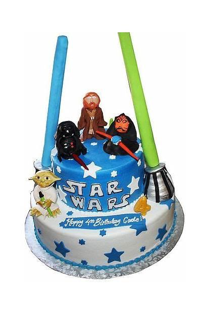 Wars Star Ice Cream Cake Birthday Treats