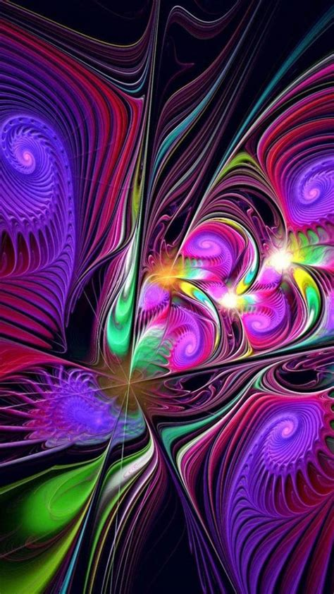 Abstract 3d Wallpaper For Mobile by Hd 720x1280 Colorful Abstract Lg Phone Wallpapers Purple