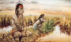 Prehistoric Native American Burial Site Found Underwater ...