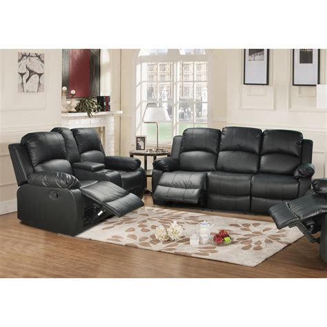 beverly fine furniture amado  piece leather reclining