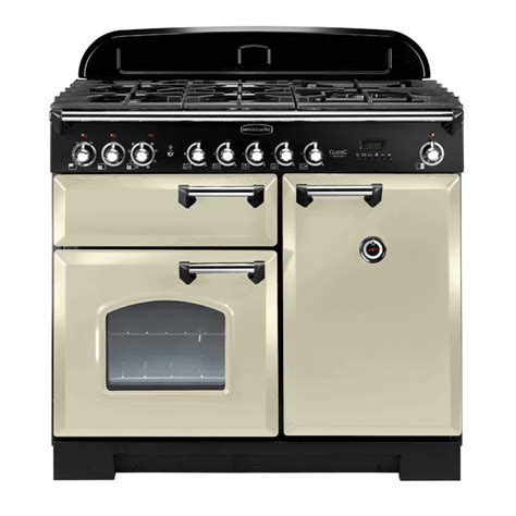 rangemaster classic deluxe 100cm dual fuel range cooker stoves are us