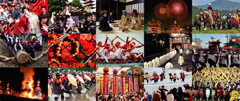 visitors bureau s festivals a matsuri map nippon com