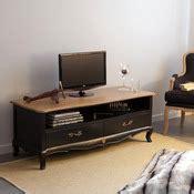 meuble tv bas en bois  tiroirs lcm segur