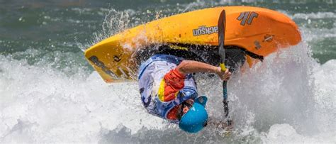 dolle hoping show freestyle final icf planet canoe