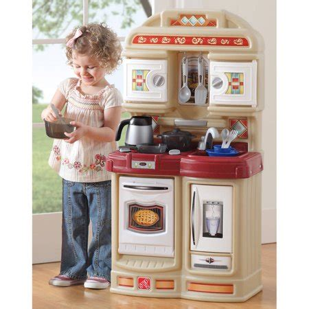 walmart play kitchen step2 cozy kitchen walmart