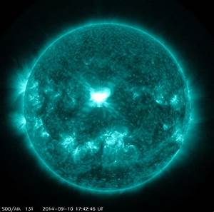 Solar Storm Warning: Sun Shoots X-Flare Outburst at Earth ...