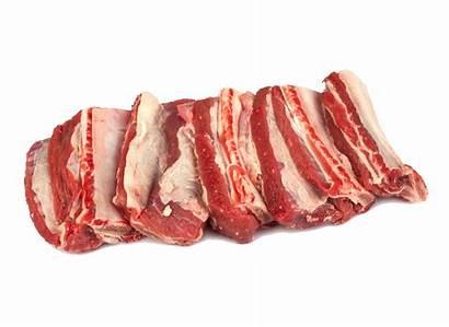 Meat Transparent Ribs Beef Raw Rib Lamb