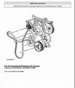 1995 Chevy Corsica Serpentine Belt Diagram