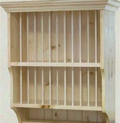 plate rack plans building wooden plate rack wall mounted   plans ca