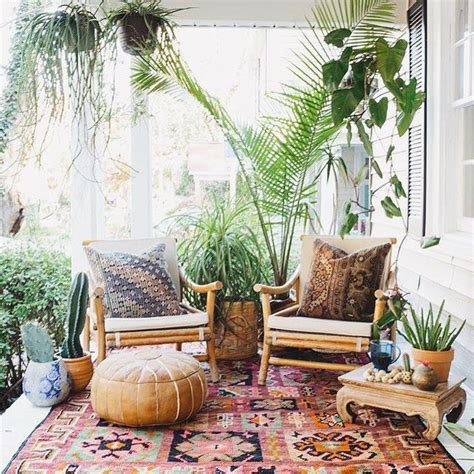 boho tuin deco 25 best bohemian porch ideas on pinterest bohemian