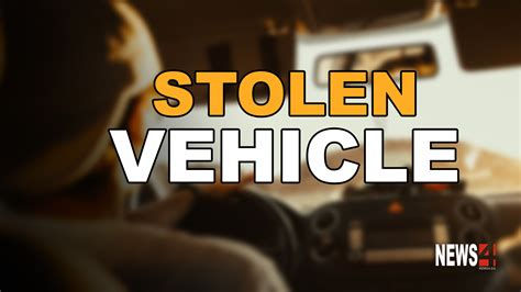 Air-1 tracks stolen vehicle - officers deploy spike strip ...