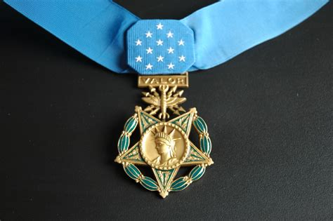 remember national medal  honor day  march