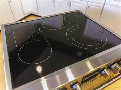 Here's How To Clean Your Electric Cooktop