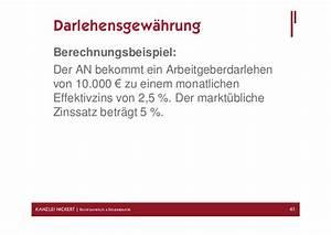 Effektivzinssatz Berechnen : kanzlei nickert pr sentation nettolohnoptimierung und weihnachtsgeld ~ Themetempest.com Abrechnung