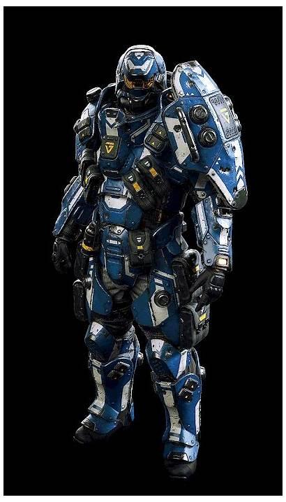 Armour Armor Futuristic Combat Concept Class Arena