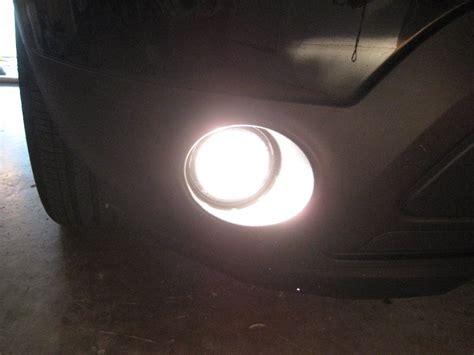 ford explorer fog light bulbs replacement guide 012