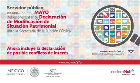 Servidor Público, en mayo presenta tu Declaración de ...