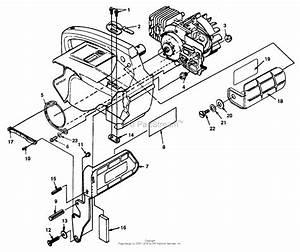 Wiring Diagram  29 Homelite Super 2 Parts Diagram