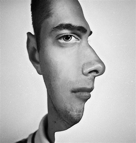 Although the video captures the illusion, the effect is stronger in real life. These 33 Optical Illusions Will Mess With Your Brain So Bad, That You'll Never Trust What You ...