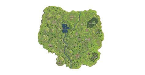 fortnite battle royale map png image purepng transparent cc png image library