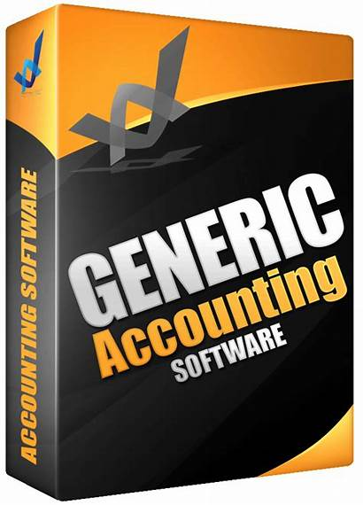 Accounting Software Generic Failing Box Business Four