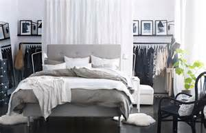 Gray Bedroom Decorating Ideas Grey White Bedroom Interior Design Ideas