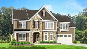 2 Story Home Plans