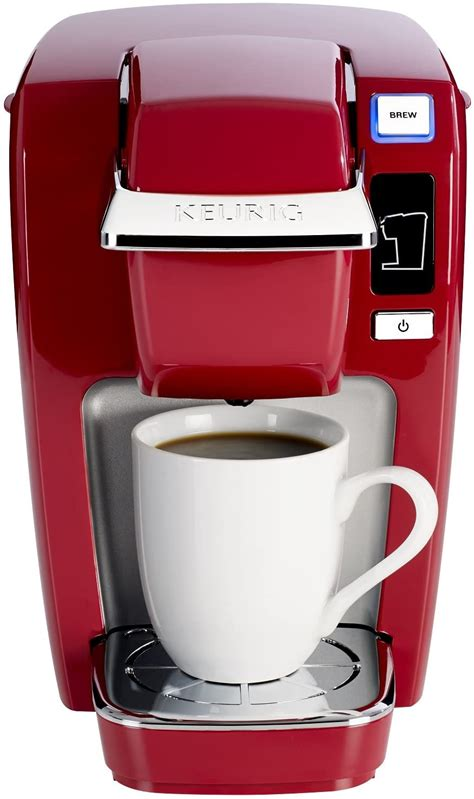 Designed for use with k cup style single serve brewers including keurig 2.0. Keurig-K15-Coffee-Maker-Single-Serve-K-Cup-Pod-Coffee-Brewer-6-to-10-oz.-Brew-Sizes-Red ...
