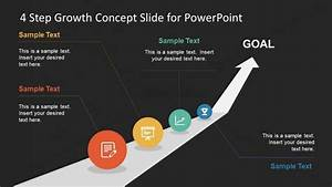Background Template Of Growth Concept