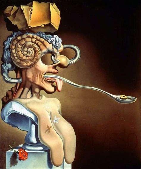 ピカソ - サルバドール・ダリの肖像 ️ - ダリサルバドール