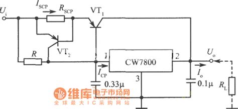 Large Current Output Integrated Regulated Power Supply
