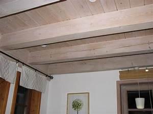 Holz Weiß Streichen : jetzt holzdecke wei streichen natural naturfarben aktuell ~ Markanthonyermac.com Haus und Dekorationen