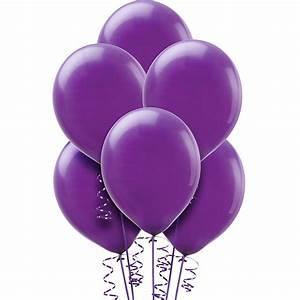 Purple Balloons... Balloons