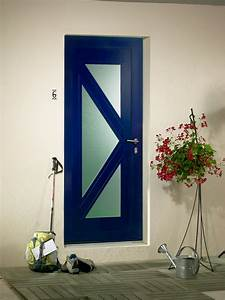 Tringle Porte D Entrée : porte d 39 entr e contemporaine en aluminium domeau concept ~ Premium-room.com Idées de Décoration