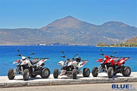 Milos Moto Rental Ιστοχάρτης
