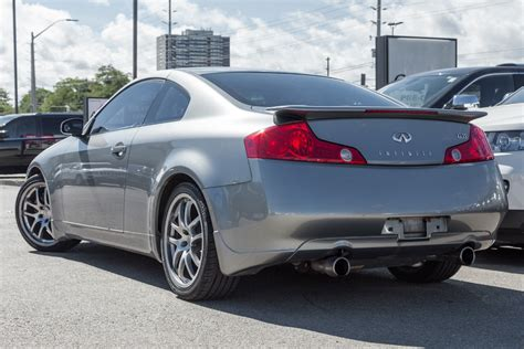 Used 2005 Infiniti G35 For Sale In Mississauga