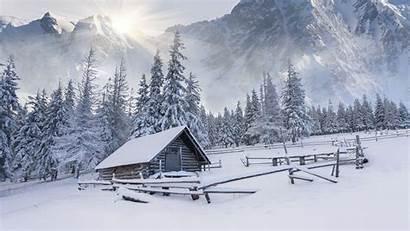 Background Snow Wallpapers Winter January Desktop Nature