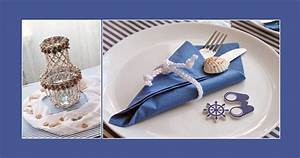 Maritime Deko Ideen : maritime deko idee in blau wei ~ Markanthonyermac.com Haus und Dekorationen