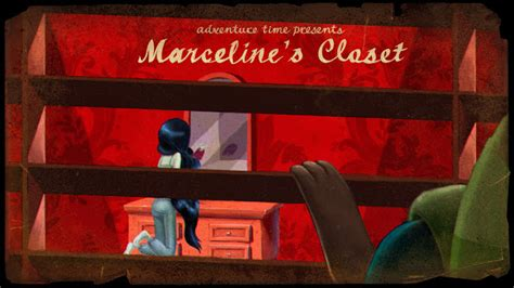 Marcelines Closet by Flooby Nooby Adventure Time Season 3 Title Cards