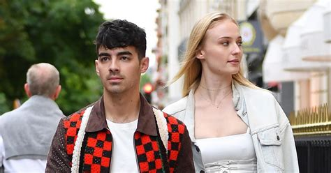 Sophie Turner and Joe Jonas' Wedding Date! - Masala.com