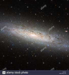 Spiral Galaxy Ngc 24 Stock Photo  135022850