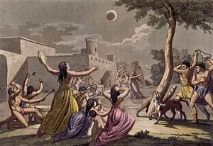 Lunar Eclipse Myths From Around the World