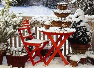 Balkon Im Winter Gestalten : willkommen auf dem winterbalkon planungswelten ~ Markanthonyermac.com Haus und Dekorationen