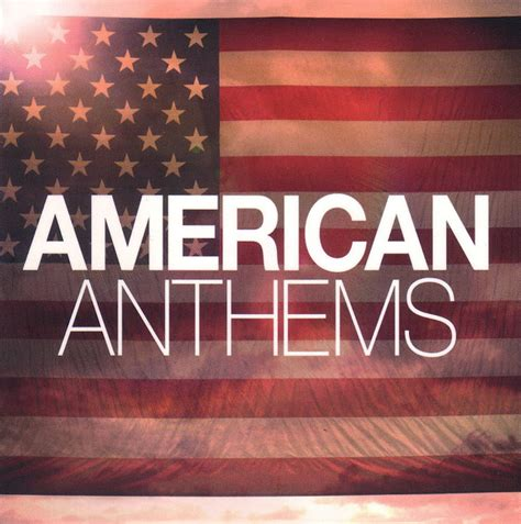 american anthems cd compilation discogs