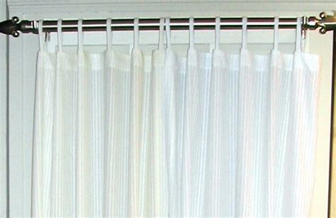 shadow stripe semi sheer door panels and window panels