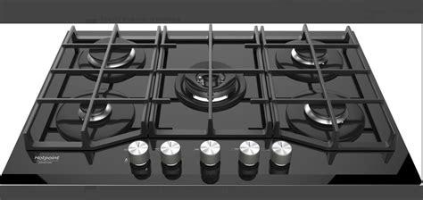 piano cottura hotpoint ariston 5 fuochi piano cottura 5 fuochi nero ariston a gas 75 cm incasso