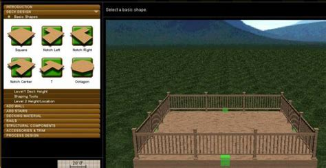 free deck design software free deck design software