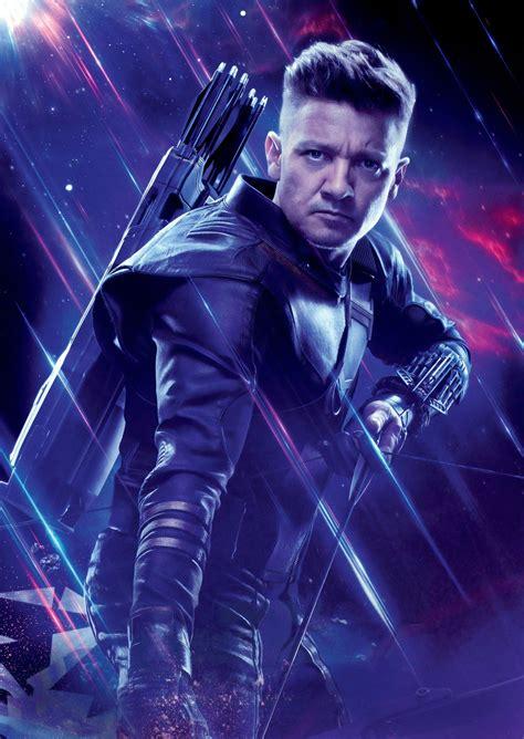 Hawkeye Avengers Endgame Wallpaper Movies
