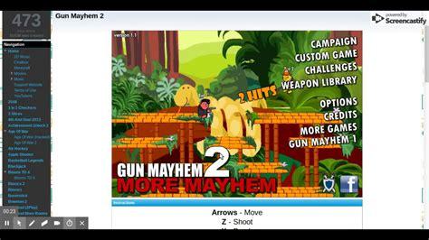 gun mayhem  soenix unblocked gamesmusic