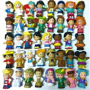 Little People Wohnhaus : random 10pcs boy girl toy fisher price little people ~ Lizthompson.info Haus und Dekorationen